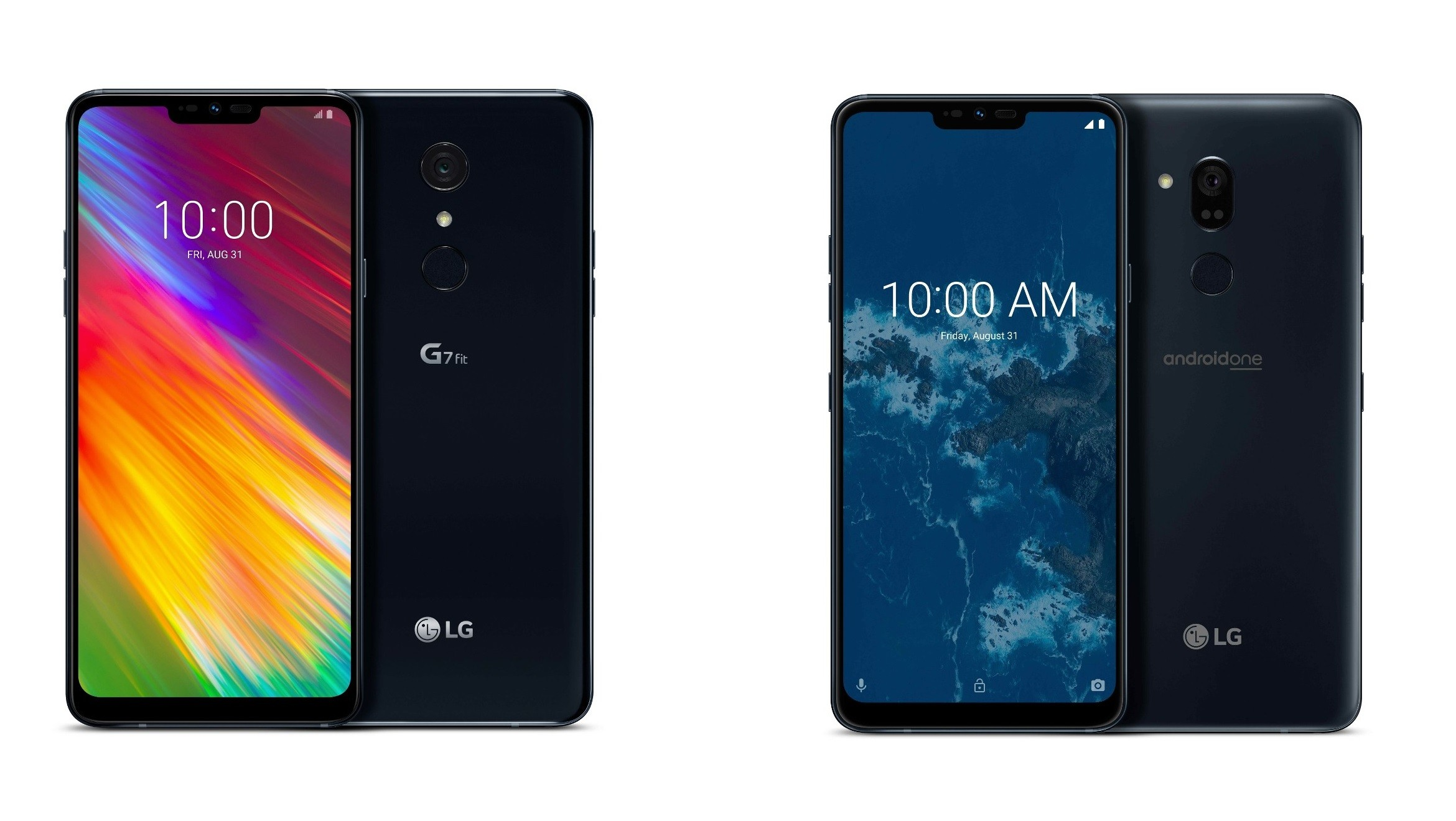 lg announces two new phones including its first android one handset