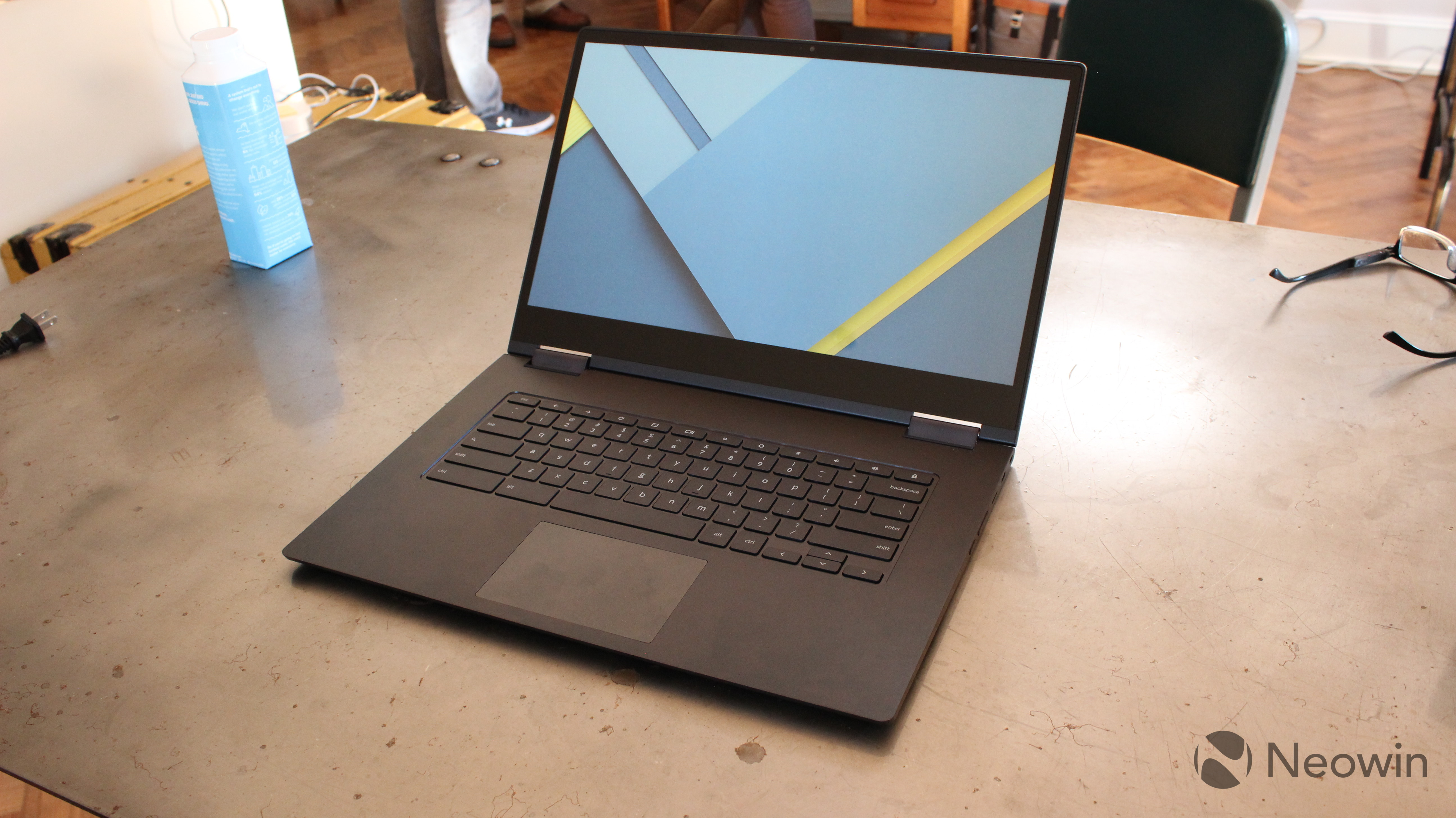 Lenovo is releasing a Chromebook with a 15 6-inch 4K display