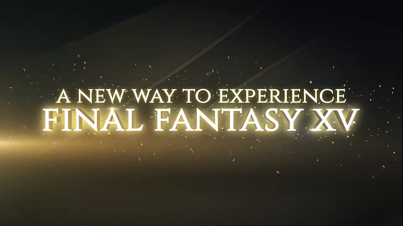 Grab Final Fantasy XV Pocket Edition HD on Your PS4