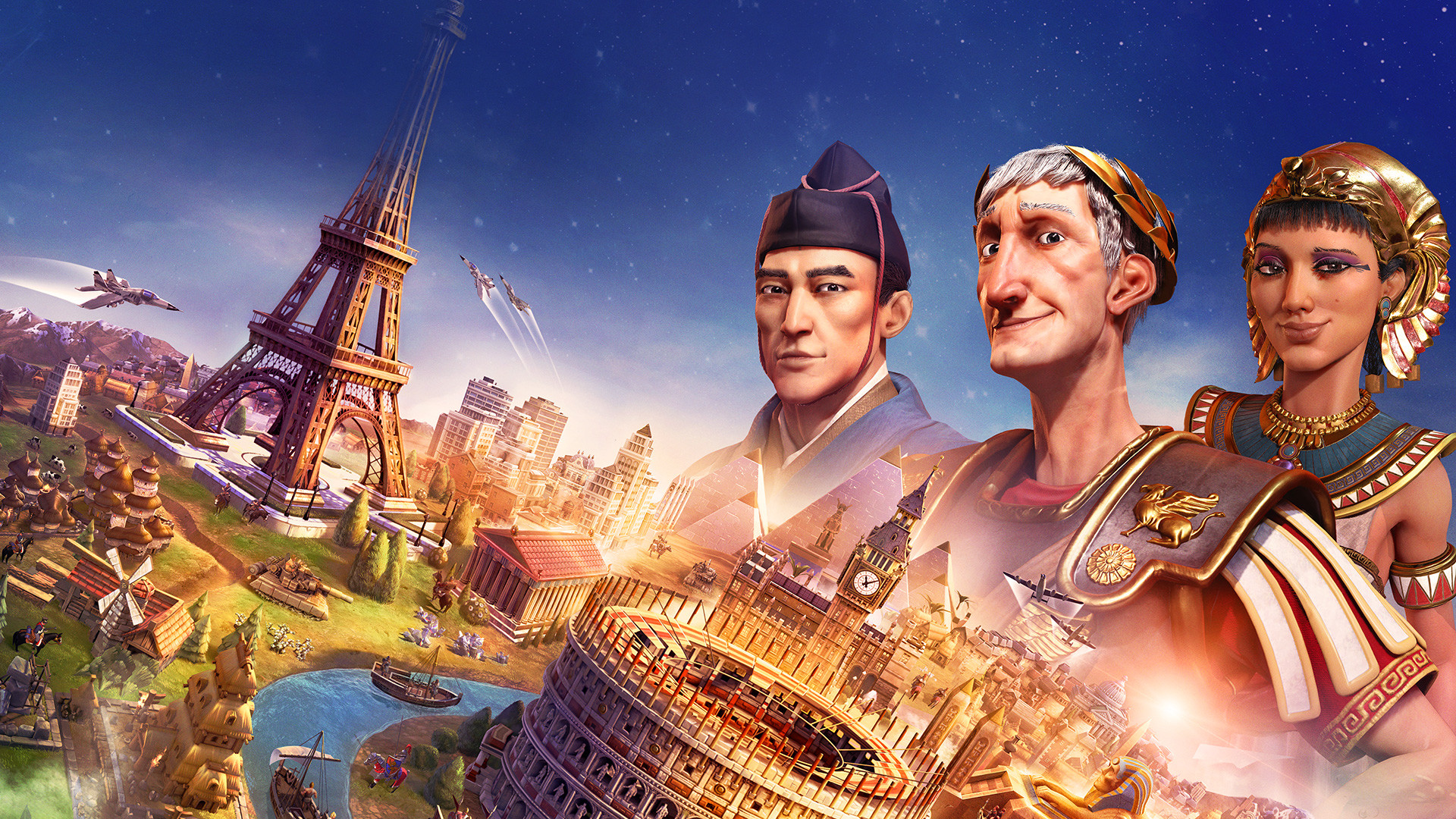 Civilization 6 is coming to Nintendo Switch in November