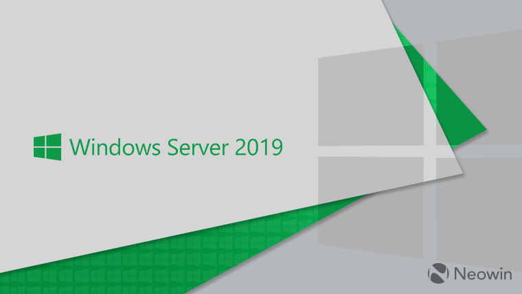 Windows Server 2019 and Windows Server, version 1809 will be