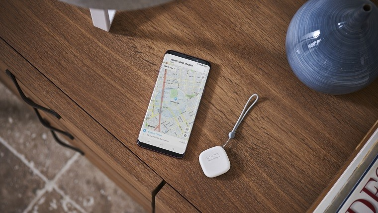 Samsung launches an LTE-enabled SmartThings Tracker