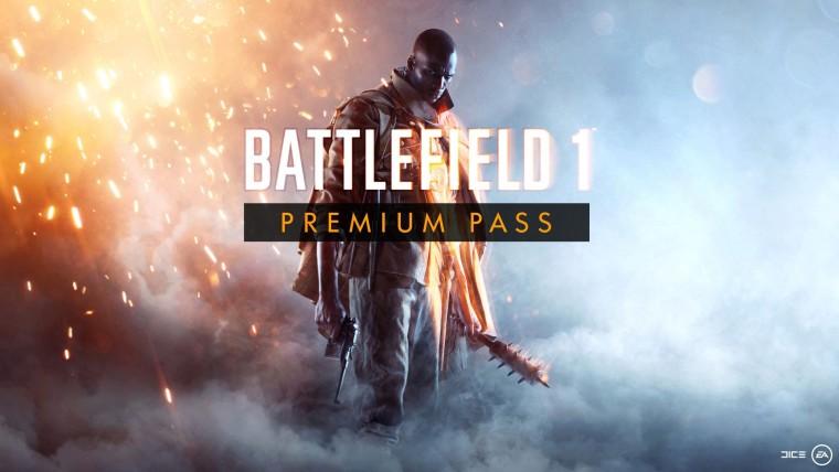Battlefield 1 Season Pass