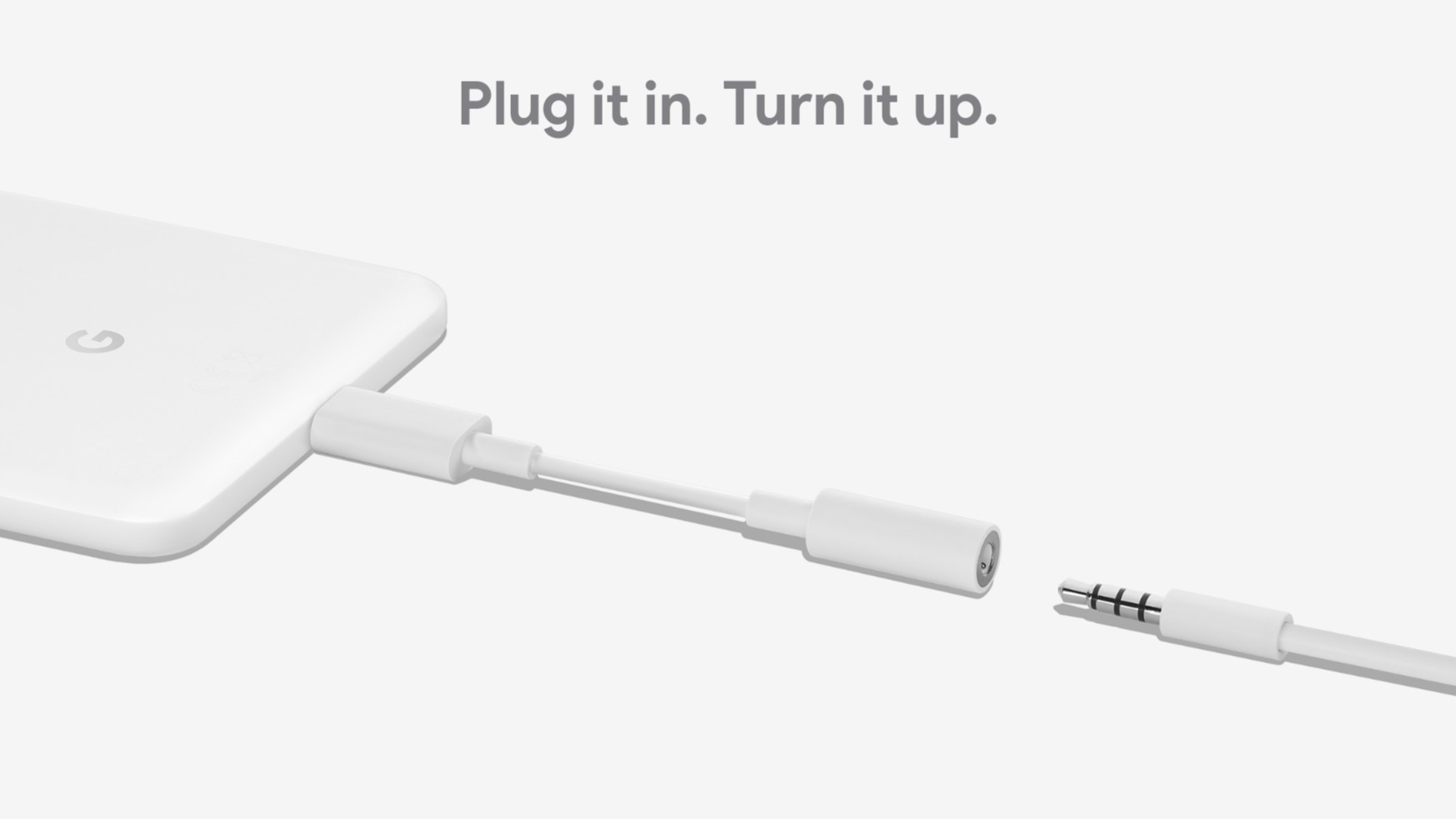Google Made Another Headphone Dongle for the Pixel 2 for $12