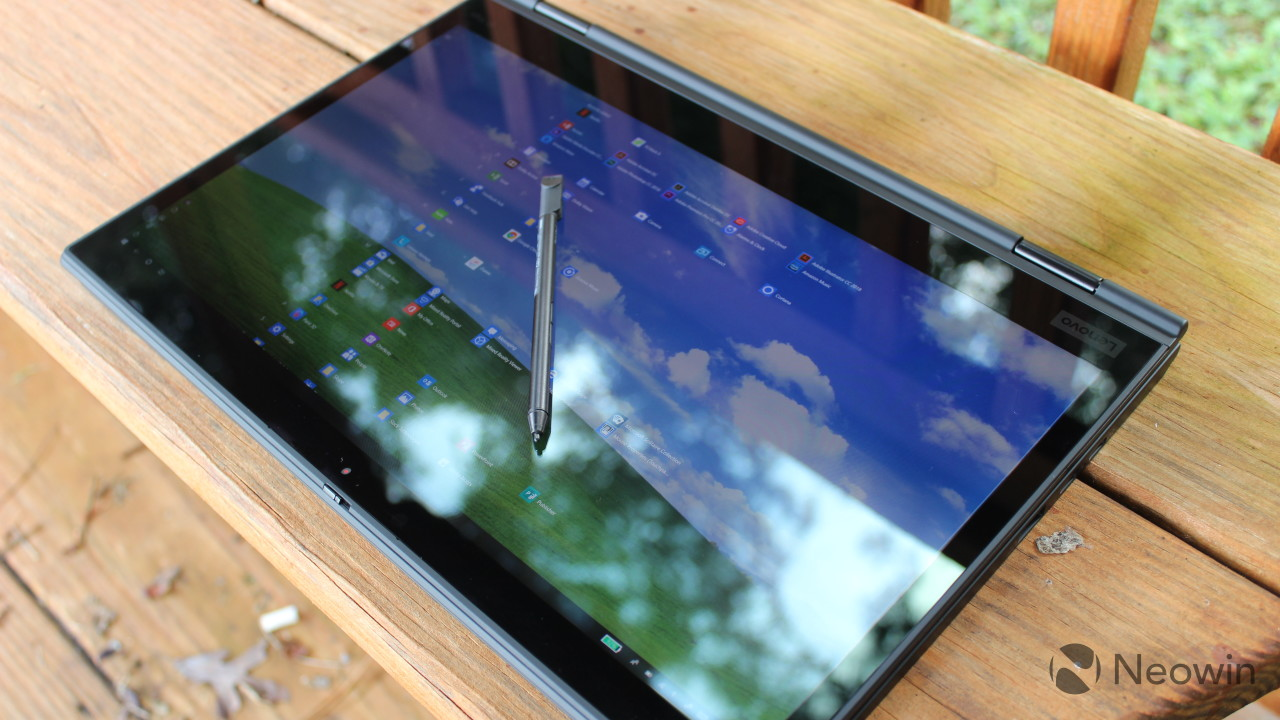 Lenovo ThinkPad X1 Yoga with Dolby Vision review: It's the