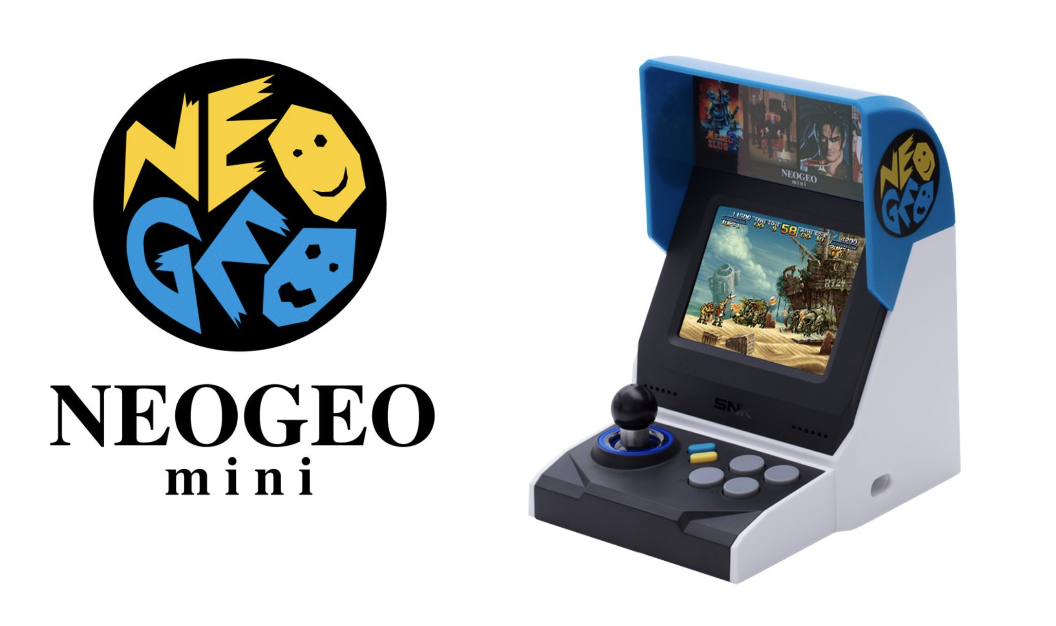 Neo Geo Mini sells out in a flash on Amazon U S  website