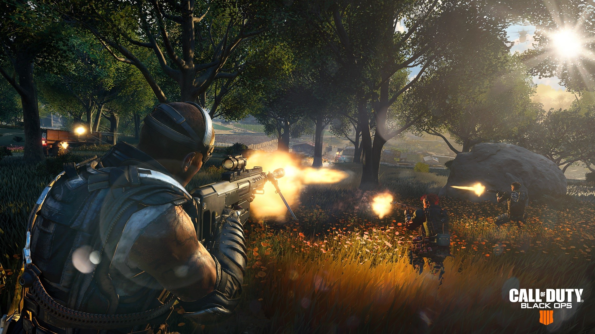 Black Ops 4's battle royale mode is free to play this entire month