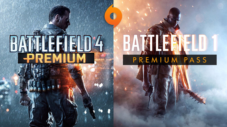 premium passes of battlefield 1 and 4 are free to claim once again