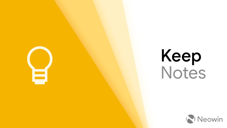 google keep being renamed to keep notes neowin