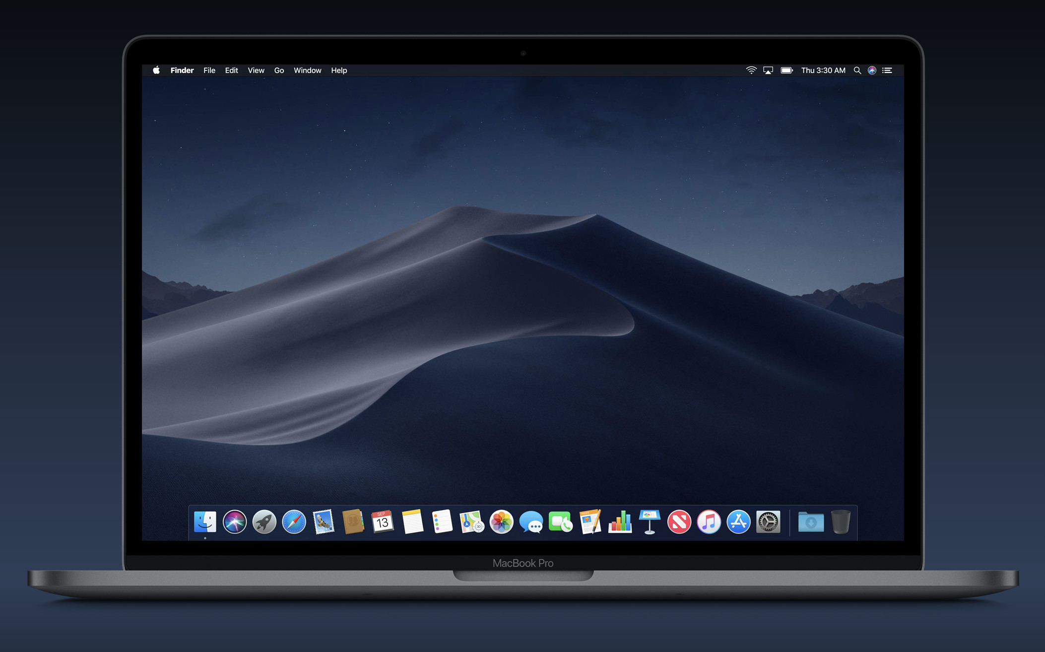 MacOS Mojave is now officially available for download