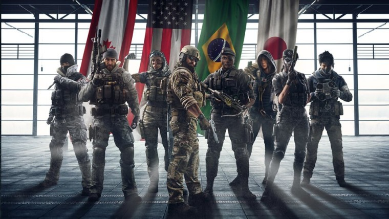 Ubisoft is giving away a free Rainbow Six Siege operator to all players