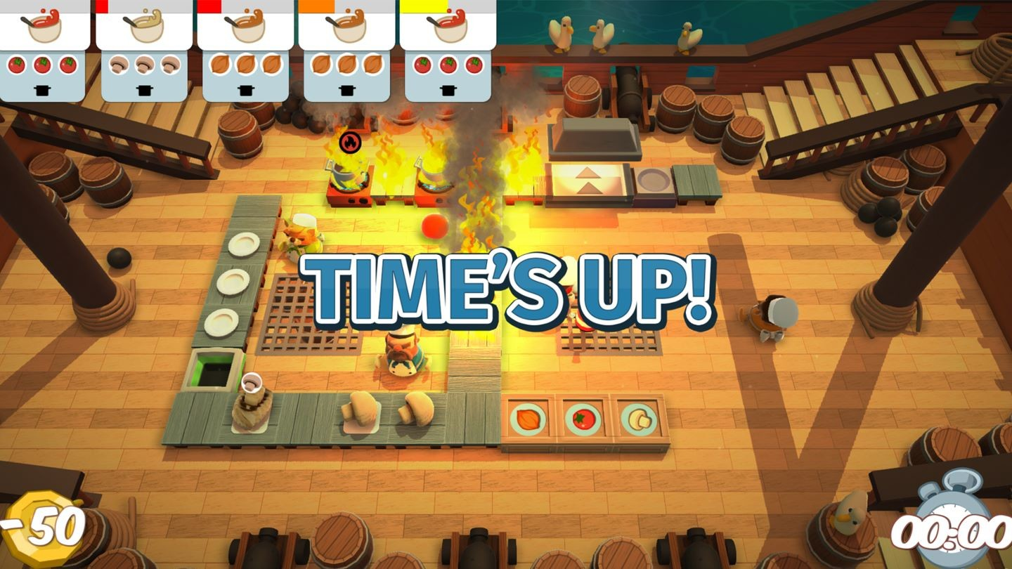 Games with Gold: Overcooked and Stuntman Ignition are now free - Neowin