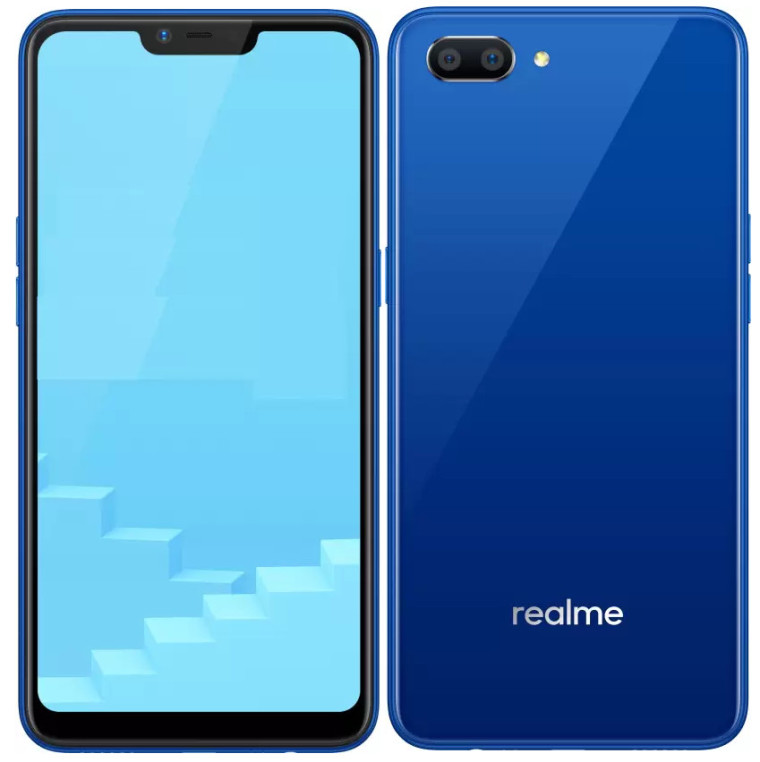 Realme C1 with Snapdragon 450 SoC & Dual Cameras Launched for Rs 6999