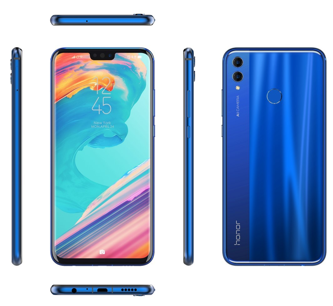 Huawei announces the Honor 8X with a 91% screen-to-body ratio - Neowin
