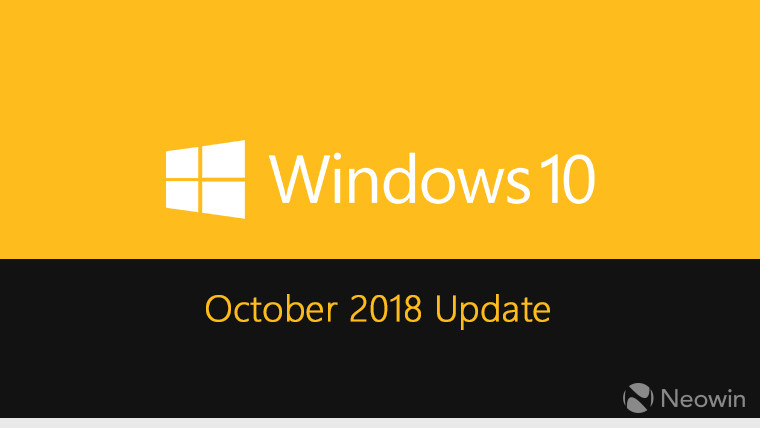 Microsoft deletes deleterious file deletion bug from Windows 10 October 2018 Update