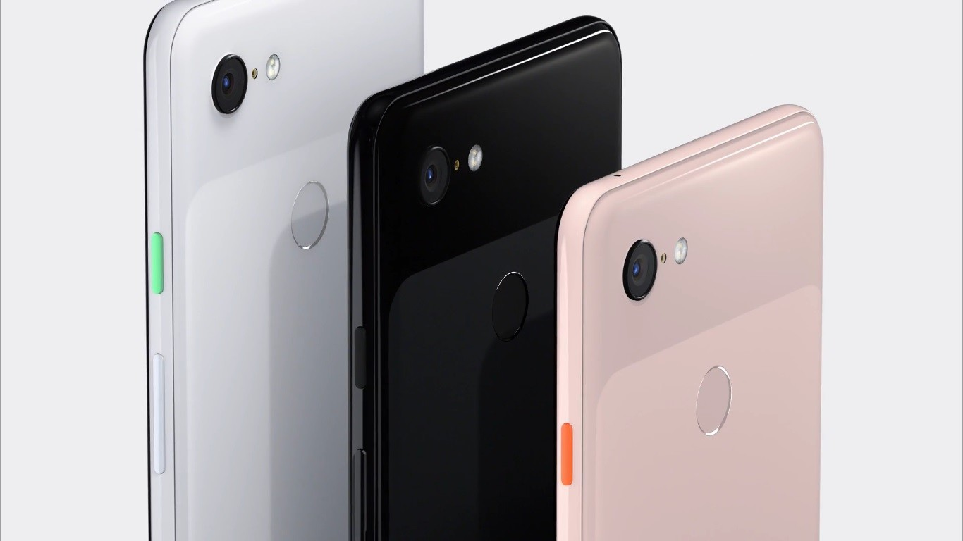 promo code a432c 0167e Google officially reveals the Pixel 3 and Pixel 3 XL alongside the ...