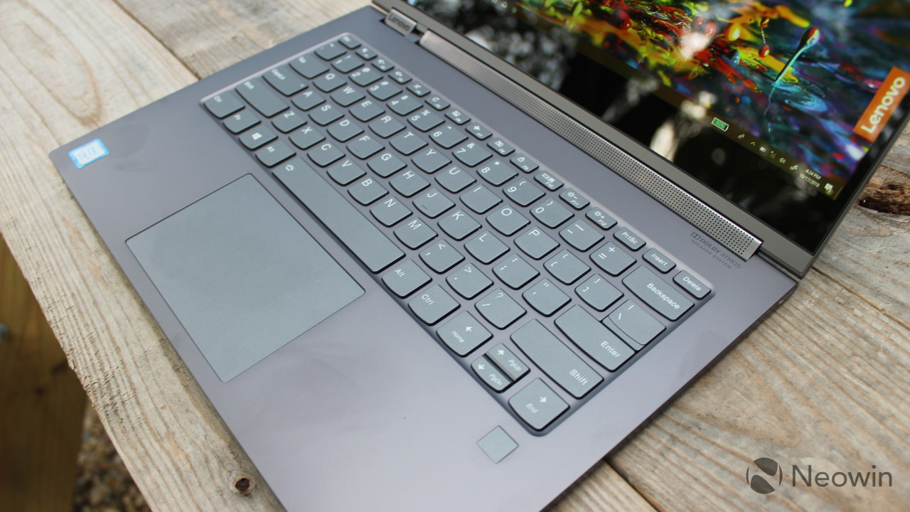 Lenovo Yoga C930 review: The audio quality is bonkers - Neowin