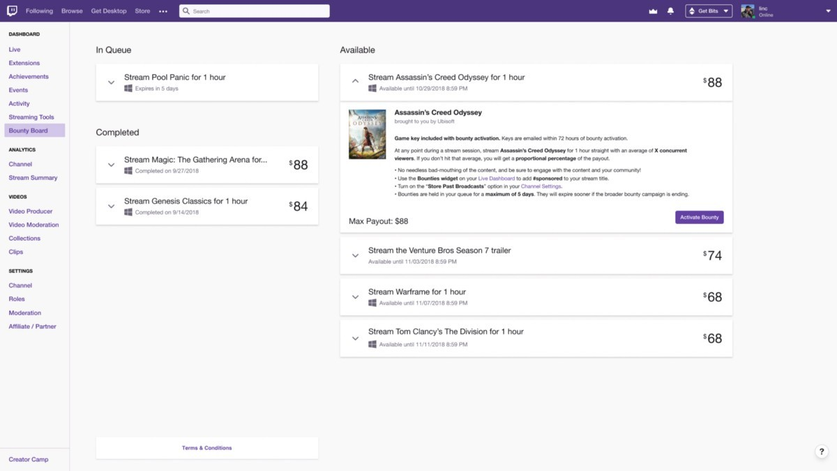 Twitch announces new tools to help streamers 'grow, connect