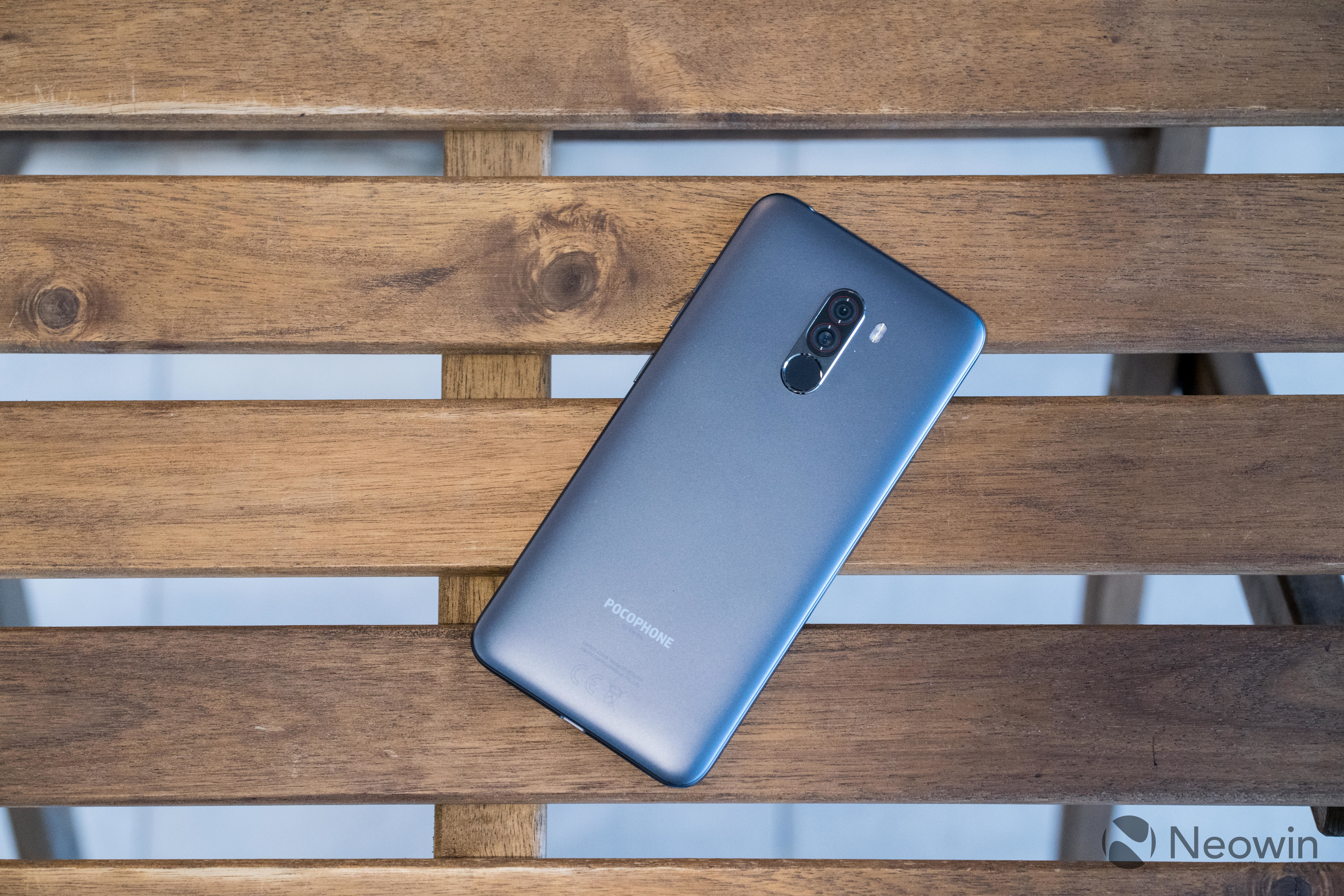 Pocophone F1 review: the most exciting phone of the year