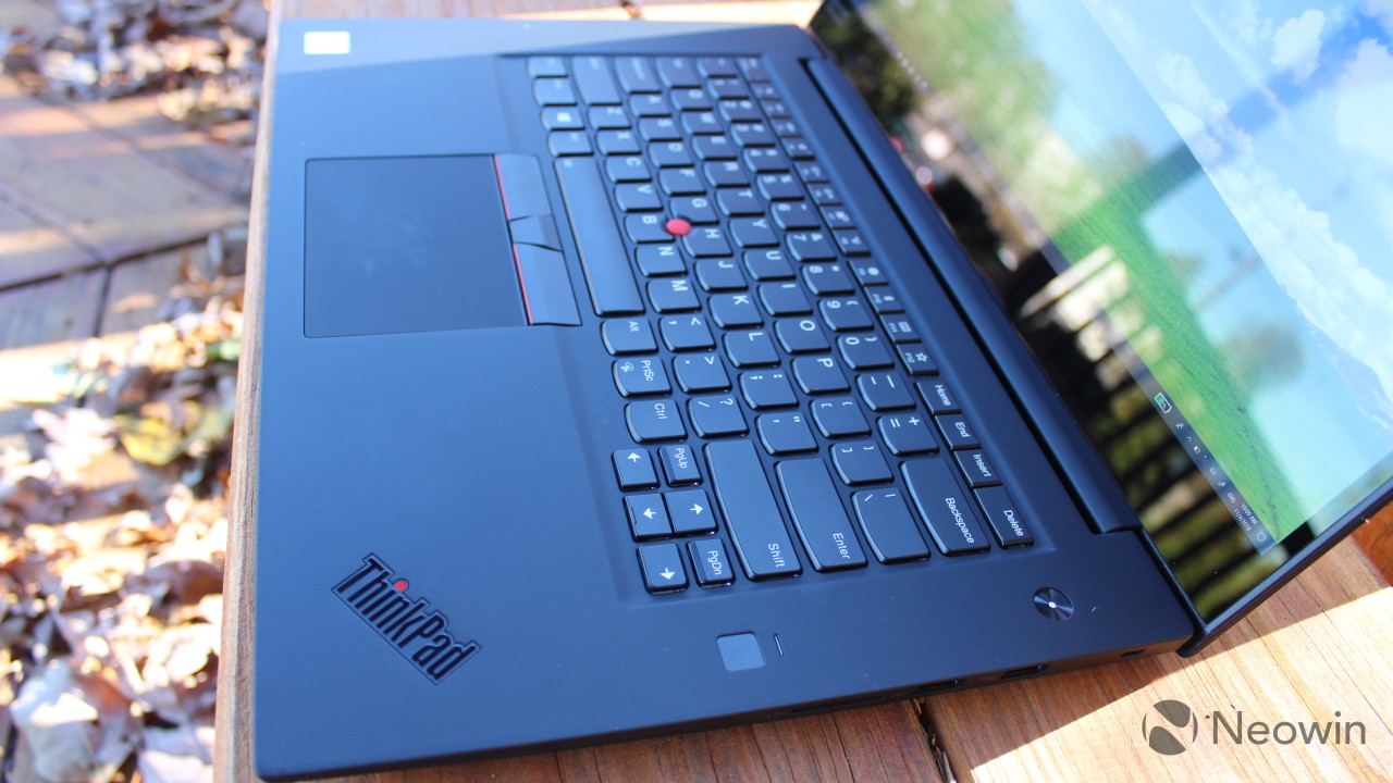 Lenovo ThinkPad P1 review: Xeon and Quadro power in a four