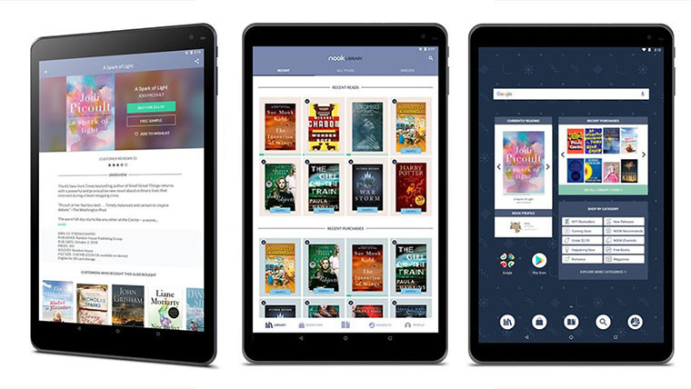 Image result for Barnes & Noble unveils Nook Tablet 10.1