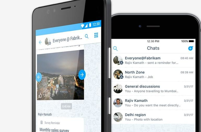 Microsoft's Kaizala Pro messaging service rolling out to Office 365
