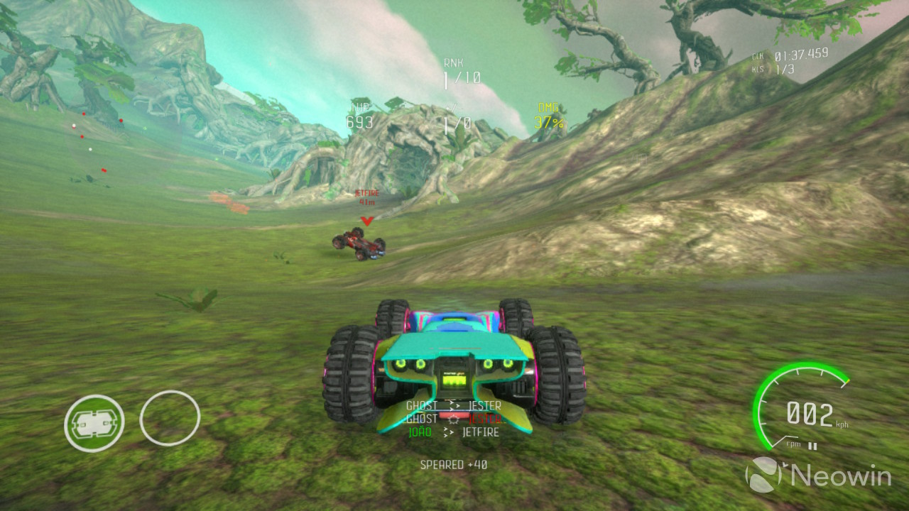 GRIP for Nintendo Switch review: Combat racing for a new generation