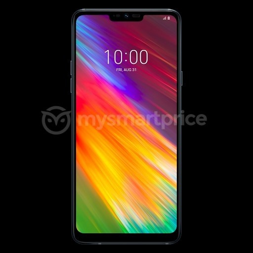 LG Q9 featuring display notch and G7 Fit-inspired design