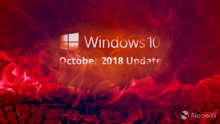 Microsoft's silence on the Windows 10 1809 delay is