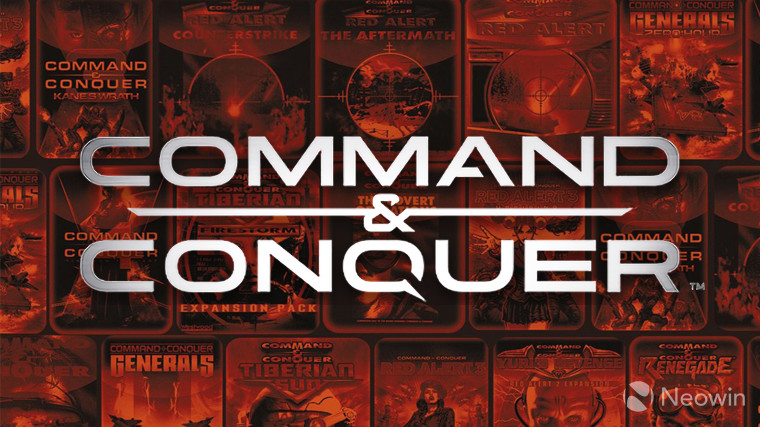 EA announces two Command & Conquer remasters by former