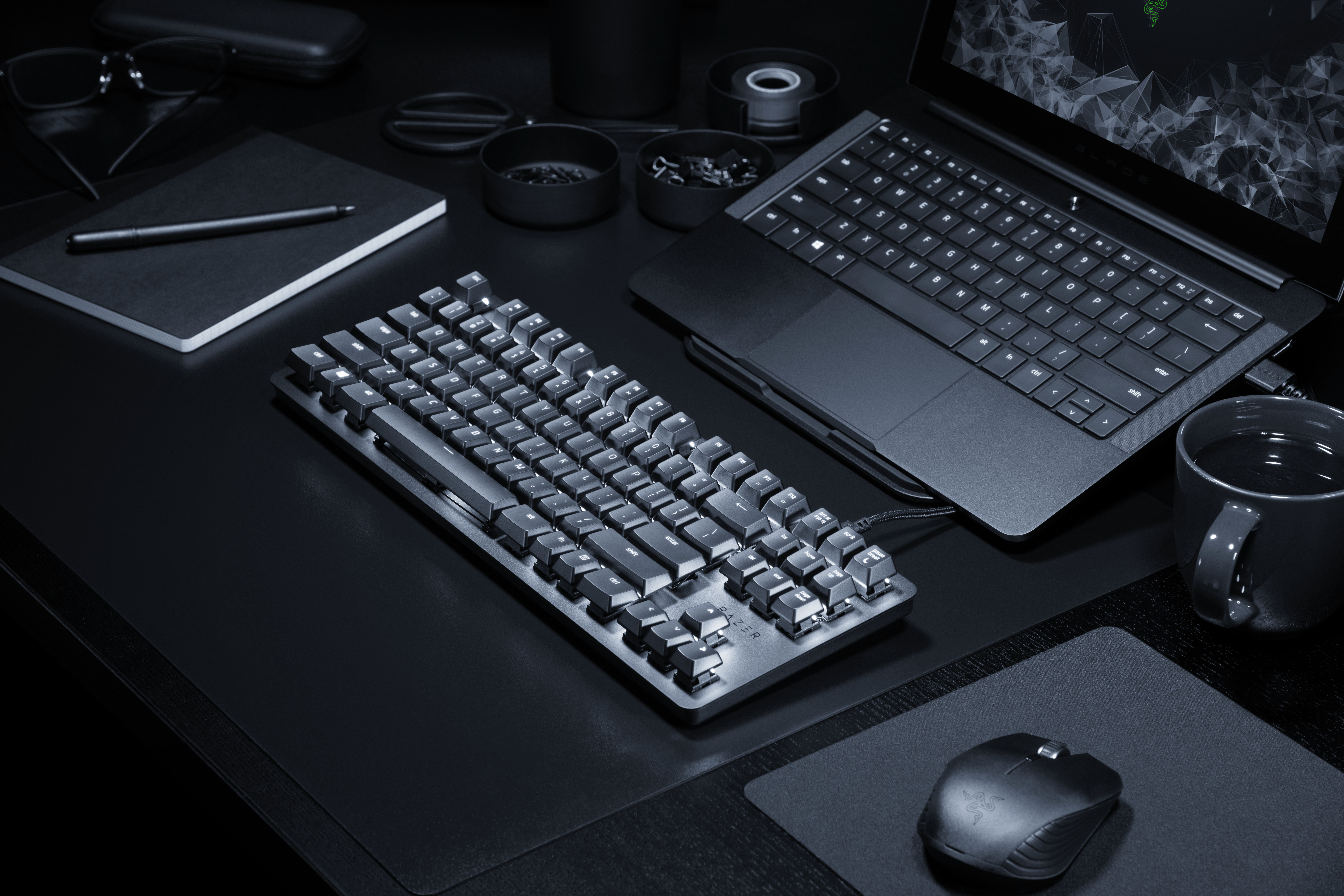 Razer Is Bringing The Comfort Of Mechanical Keyboards To The