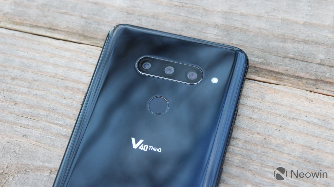 LG V40 ThinQ review: A great device that isn't loaded with