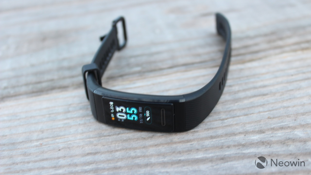 Huawei Band 3 Pro review: Fitness tracking and notifications