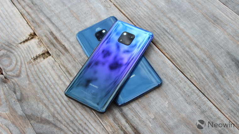 QnA VBage Huawei Mate 20 Pro review: The best phone of 2018