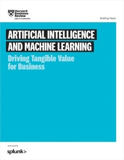 Artificial Intelligence & Machine Learning: Driving Tangible