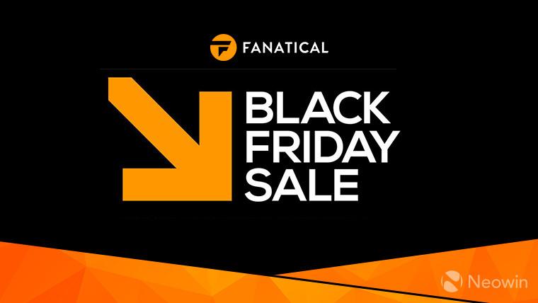 Fanatical kicks off its Black Friday