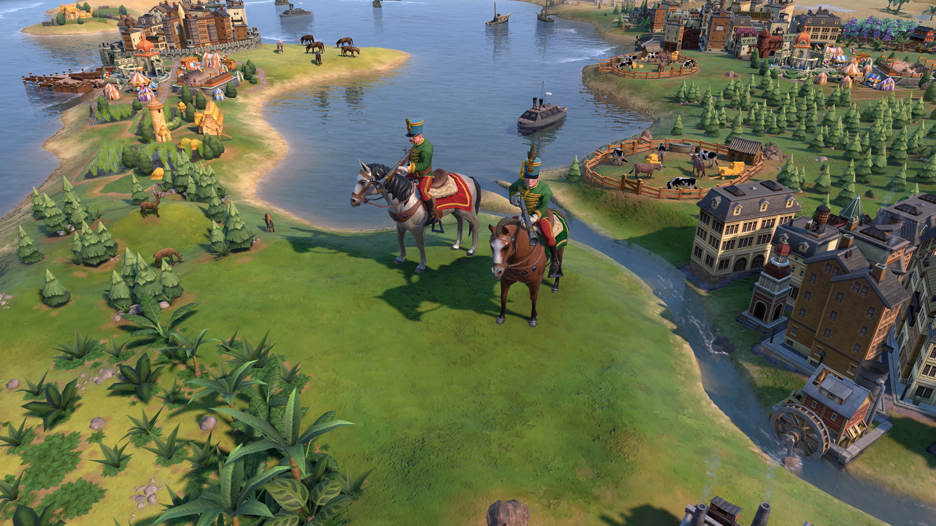 Hungary is heading to Civilization VI with Gathering Storm expansion