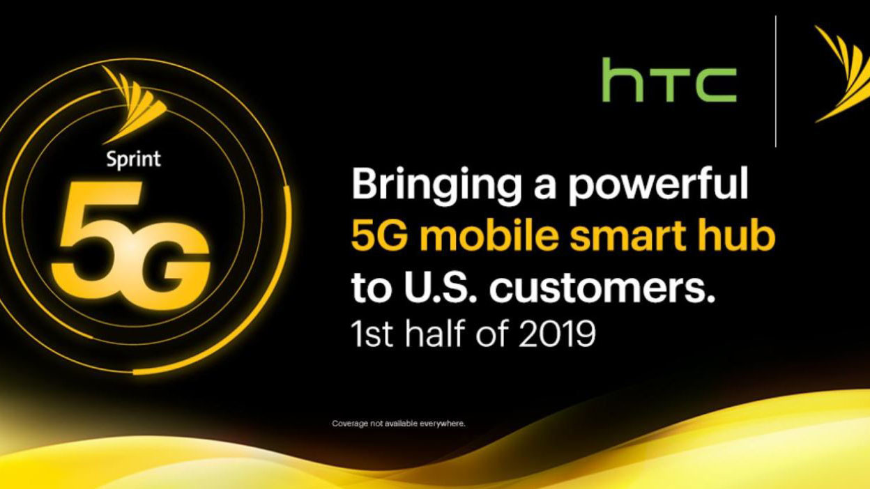 HTC is making a 5G smart hub for Sprint - Neowin