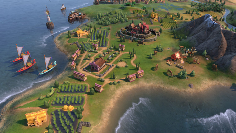 Get the complete series of Sid Meier's Civilization games at