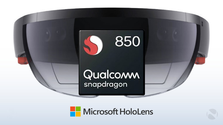 Microsoft's next HoloLens will be an Always Connected PC powered by a Snapdragon 850