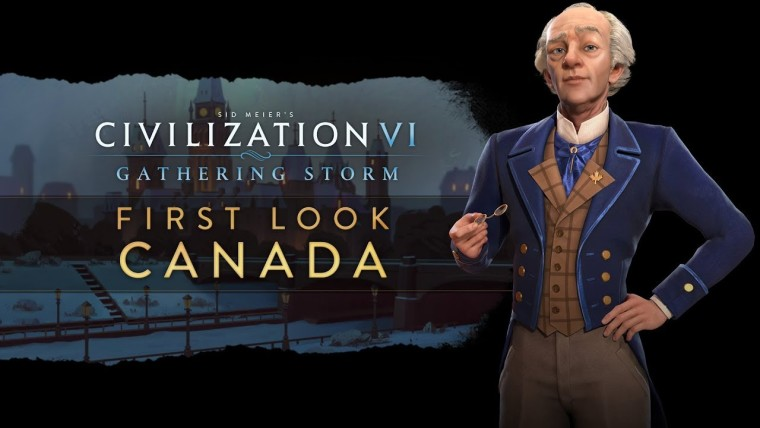 Canada is peacefully making its way to Civilization VI: Gathering