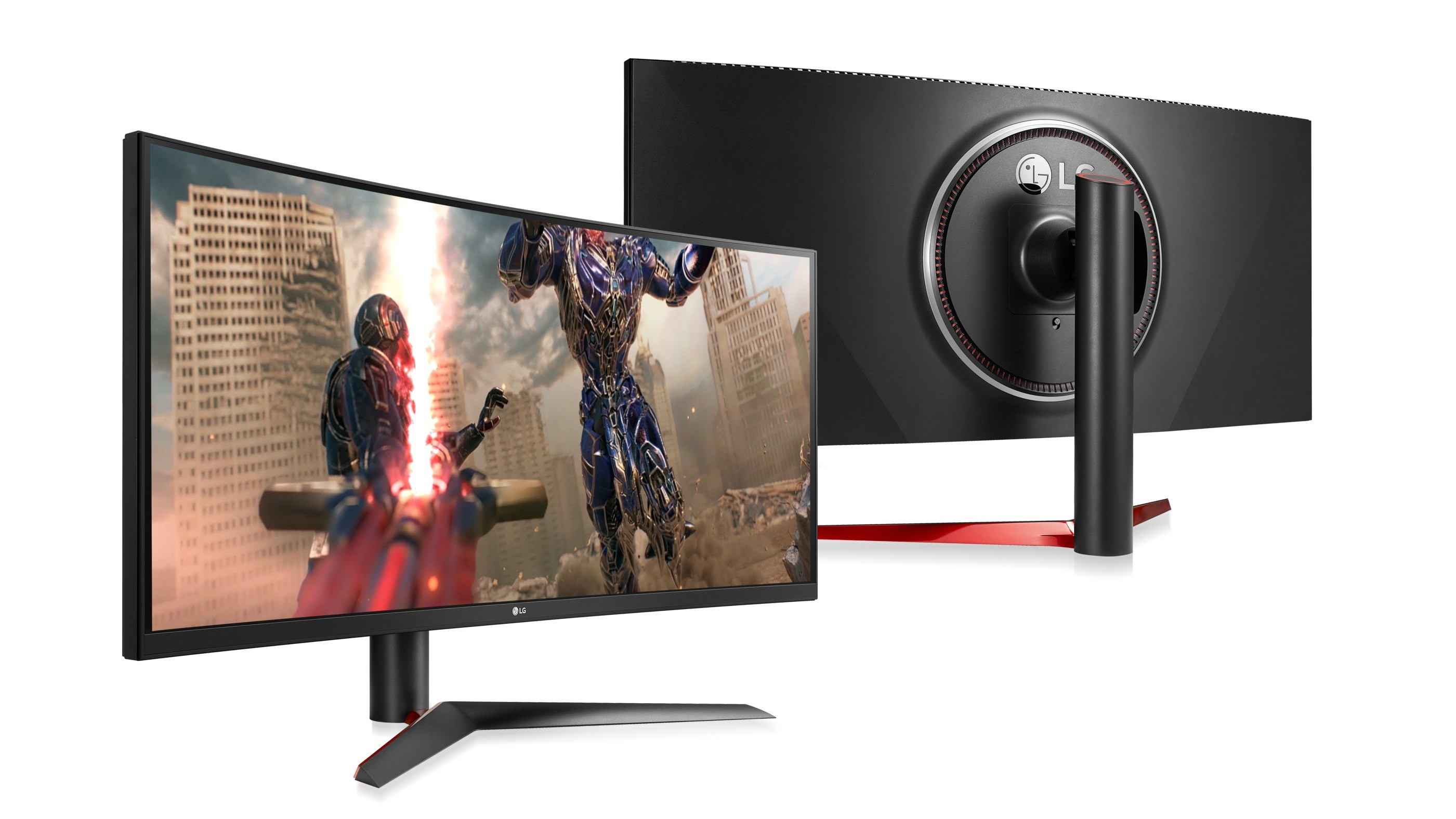 LG unveils two new ultra-wide monitors to be shown off at CES - Neowin