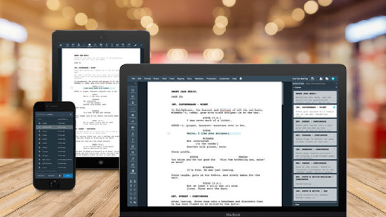 Write your next screenplay with a lifetime subscription to