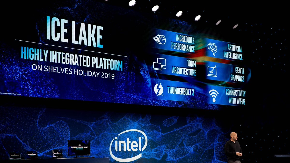 Intel finally demos its 10nm Ice Lake chip, expands 9th Gen