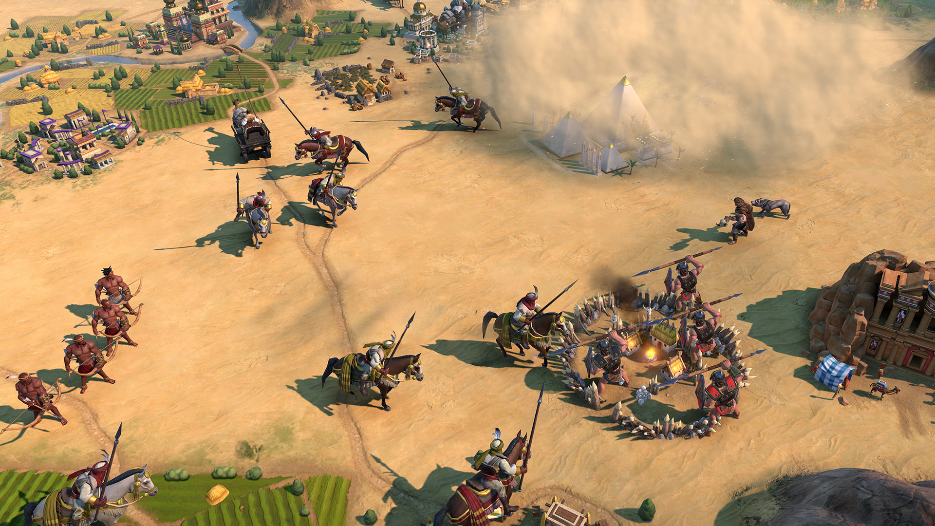 Mali heads to Civilization VI with Gathering Storm as a new