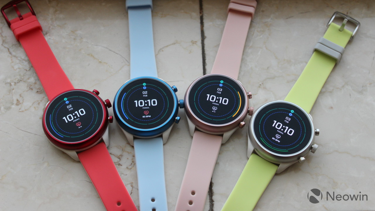 Fossil Sport review: Finally, a great Wear OS watch - Neowin