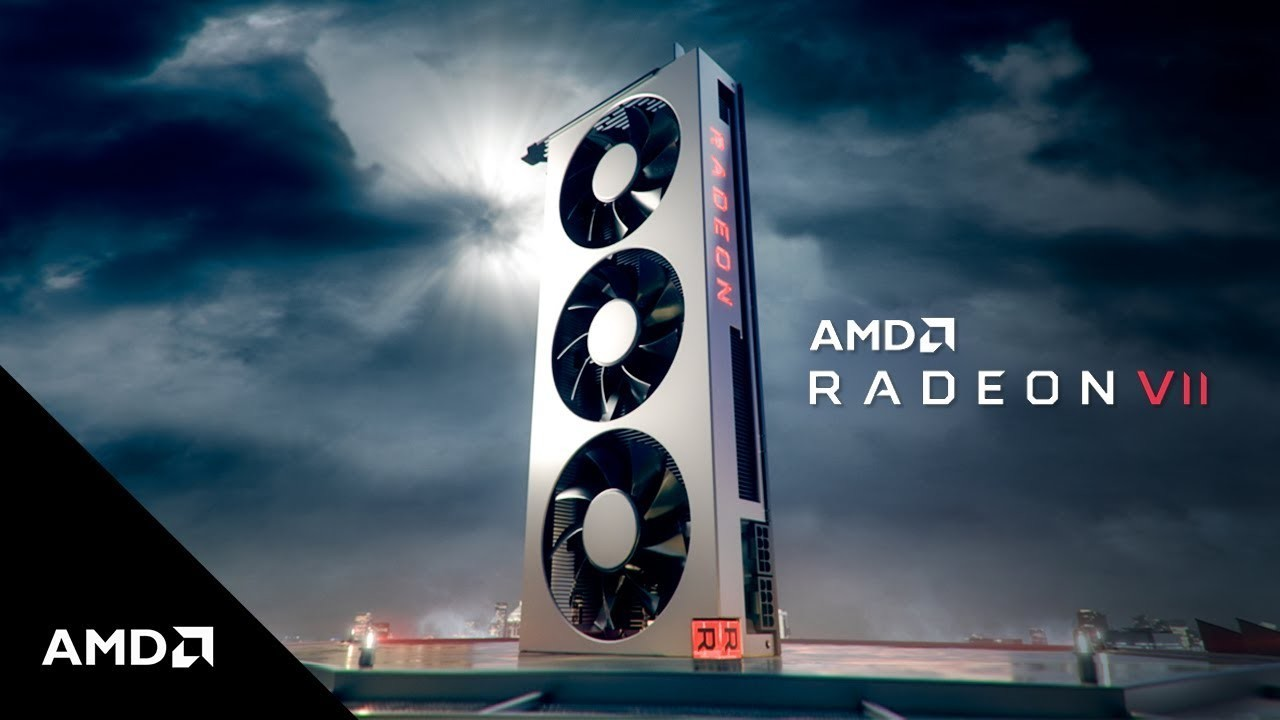 Support for the AMD Radeon VII graphics card arrives with