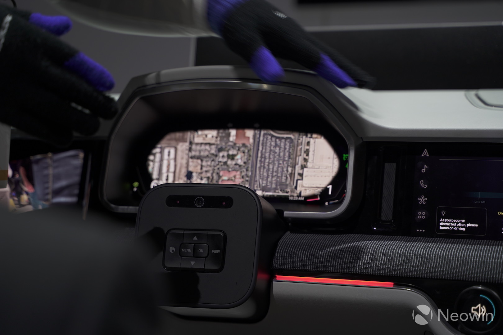 CES 2019: Taking a look at Samsung's Digital Cockpit