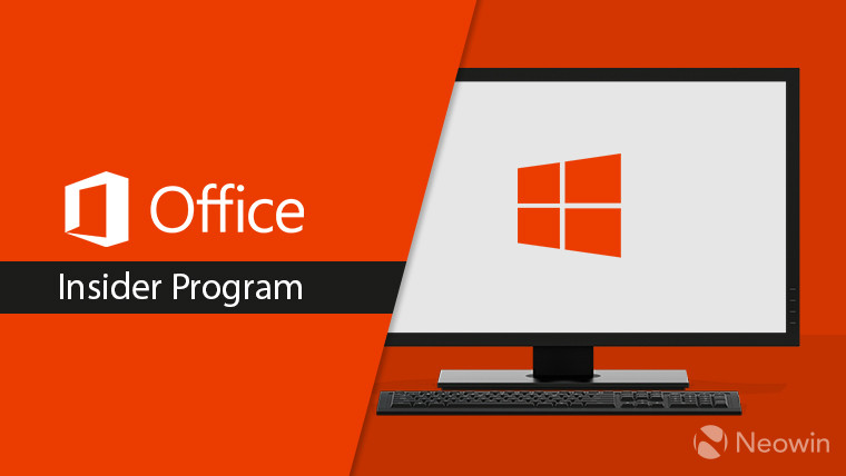 New Office Insider Fast build introduces new icons for major
