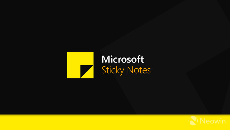 Sticky Notes 3.7 Brings Back Insights To Insiders, Adds